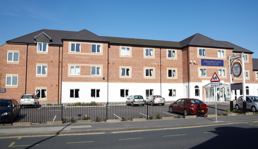 Alexander Court Care Centre, Hull – 84 Beds